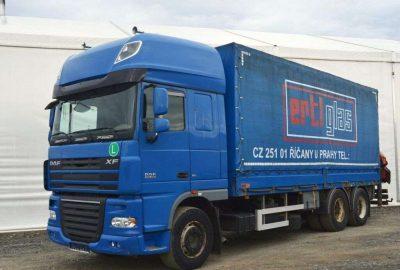 Použité přepravní technika nákladní vozy k prodeji