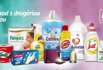 Kozmetika on-line | Drogéria pre celú domácnosť
