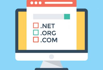 Burza domén a web stránok a iných aplikácií