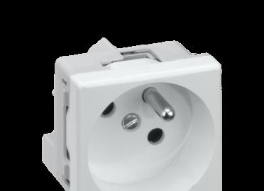 Nové elektrické zásuvky K45