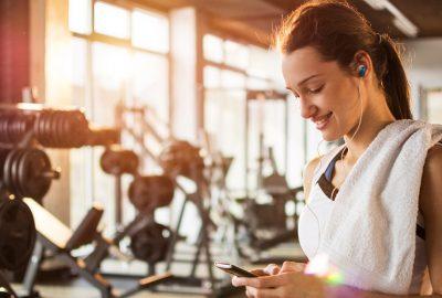 Osobní fitness trenér a fyzioterapeut Eva Rudolfová